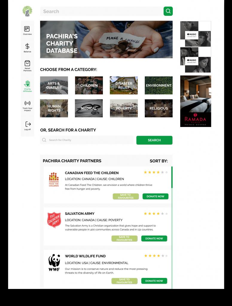Portal---Charity-Database
