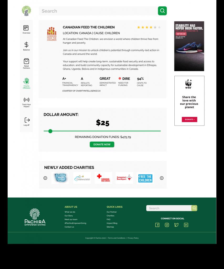 Portal---Charity-Selection